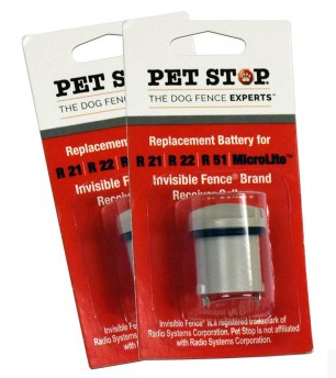 Two Replacement Batteries